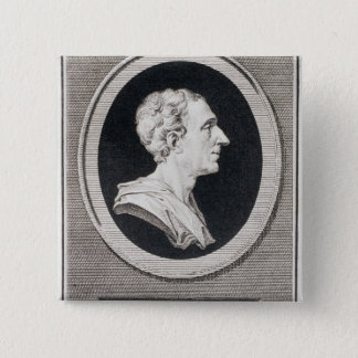 Charles Louis de Secondat, Baron de Montesquieu Pinback Button
