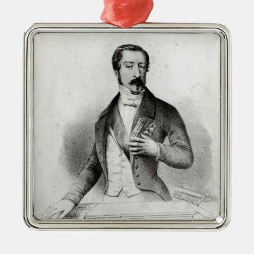 Charles Louis Napoleon Bonaparte Christmas Ornaments