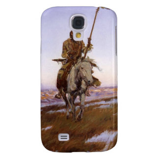 Charles Marion Russell - Cree Indian Galaxy S4 Cover