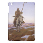 Charles Marion Russell - Cree Indian iPad Mini Covers