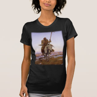 Charles Marion Russell - Cree Indian T-Shirt