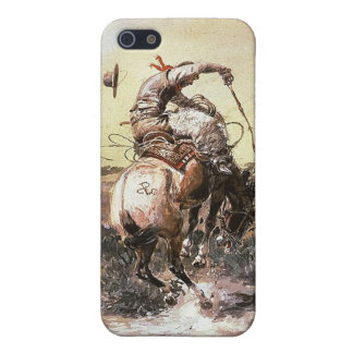 Charles Marion Russell - Slick Rider Case For iPhone SE/5/5s