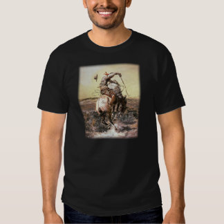 Charles Marion Russell - Slick Rider T Shirt