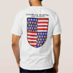Charles Martel coat of arms shirt