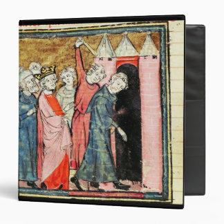 Charles Martel looks after punishment Binder