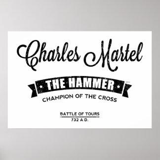 Charles Martel Poster