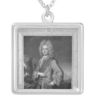 Charles Mordaunt, conde de Peterborough Colgante Cuadrado