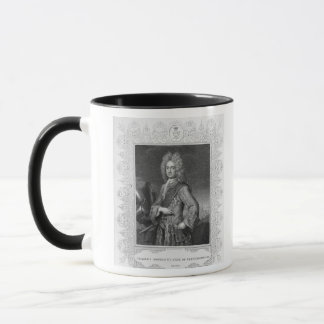 Charles Mordaunt, conde de Peterborough Taza