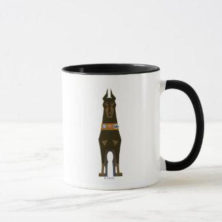 Charles Muntz dog - Disney Pixar UP Mug