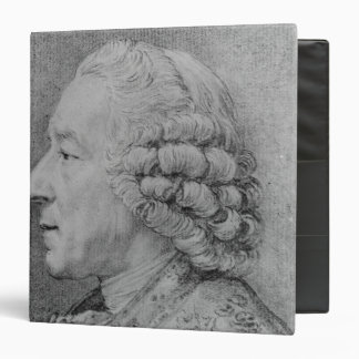 Charles-Nicolas Cochin, 1767 3 Ring Binder