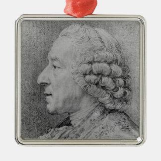 Charles-Nicolas Cochin, 1767 Metal Ornament