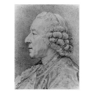 Charles-Nicolas Cochin, 1767 Postcard