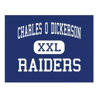 Charles O Dickerson - asaltantes entrenados para l Tarjeta Postal