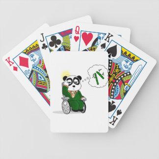 Charles PANDAvier - Professor P Bicycle Playing Cards
