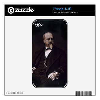 Charles Philippe Robin (1821-85), from 'Galerie Co Skin For The iPhone 4S