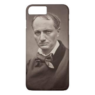 Charles Pierre Baudelaire Portrait Étienne Carjat iPhone 8 Plus/7 Plus Case