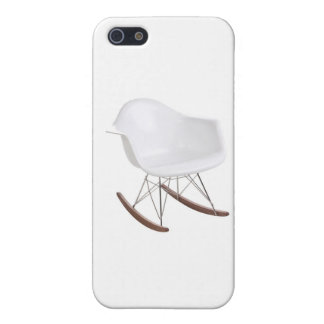 Charles & Ray Eames Shell Eiffel Rocking Chair Case For iPhone SE/5/5s