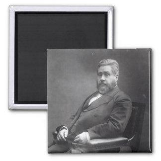 Charles reverendo Haddon Spurgeon Imán Cuadrado