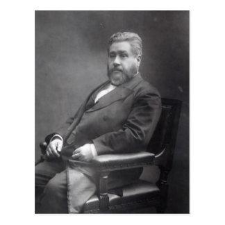 Charles reverendo Haddon Spurgeon Postal