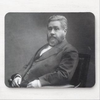 Charles reverendo Haddon Spurgeon Alfombrillas De Ratón