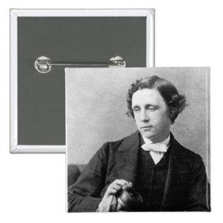 Charles reverendo L. Dodgson 1863 Pin