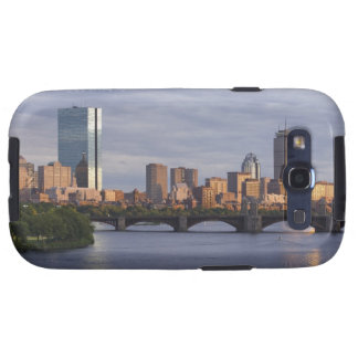 Charles River and The Longfellow Bridge Galaxy S3 Cases