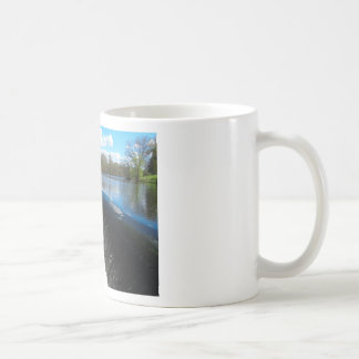 Charles River Falls in South Natick Massacchusetts Coffee Mug
