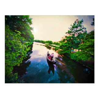 Charles River Postcard