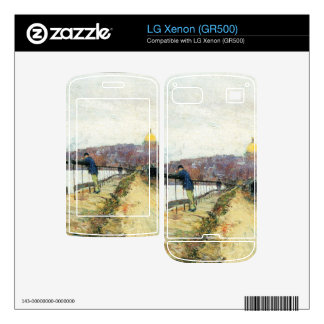 Charles River und Beacon Hill by Childe Hassam Decal For LG Xenon