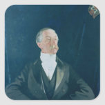 Charles Robert, 6th Earl Spencer Square Sticker