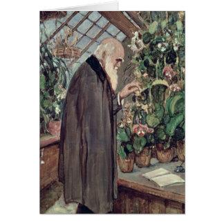 Charles Robert Darwin Card