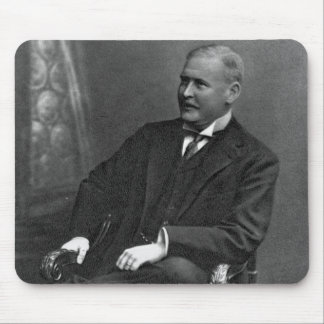 Charles Rothschild Mouse Pad