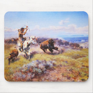 Charles Russell 1 Mousepad
