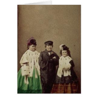 Charles Sherwood Stratton Card