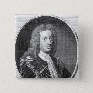 Charles Spencer, 3rd Earl of Sunderland Button
