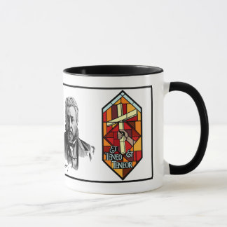 Charles Spurgeon Gift Mug - His College Motto