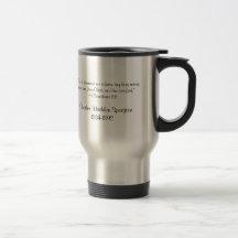 Charles Spurgeon Vintage Travel Mug