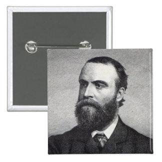 Charles Stewart Parnell Button