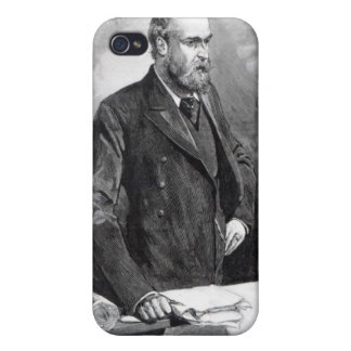 Charles Stewart Parnell iPhone 4 Cover