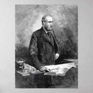 Charles Stewart Parnell Poster
