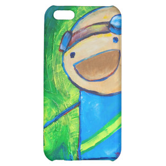 Charles the Raver iPhone4 Case Case For iPhone 5C