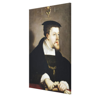 Charles V  Holy Roman Emperor Canvas Print