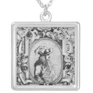 Charles Varlet, known as La Grange Silver Plated Necklace