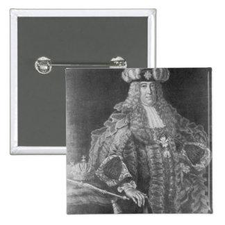 Charles VI , Holy Roman Emperor Button