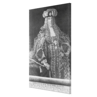 Charles VI , Holy Roman Emperor Stretched Canvas Prints