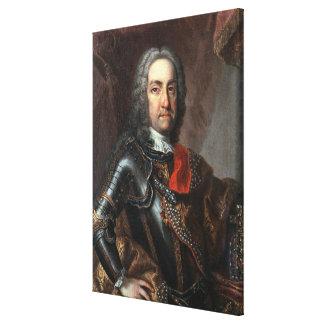 Charles VI  Holy Roman Emperor Canvas Prints