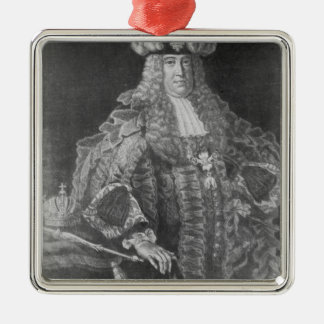 Charles VI , Holy Roman Emperor Metal Ornament