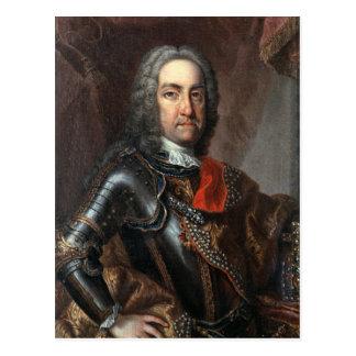 Charles VI  Holy Roman Emperor Postcard