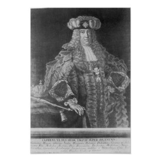 Charles VI , Holy Roman Emperor Posters