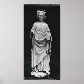 Charles VI  king of France Poster